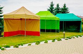 Универсальные раздвижные шатры раскладные навесы гармошка тенты трансформер для отдыха садовые дачные продажа пошив
